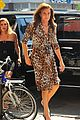 caitlyn jenner leopard print dress 18