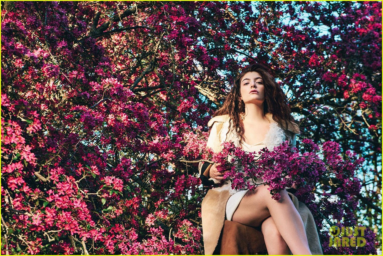 Lorde posa para DAZED MAGAZINE. Lorde-dazed-magazine-interview-quotes-01