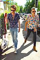 harry styles shows support for bestie nick grimshaw at topman 03