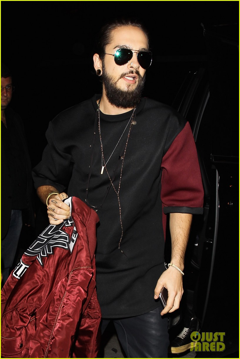 Picture of tom kaulitz - Tokio Hotel S Bill Tom Kaulitz Hit Up Their Concert S After Party