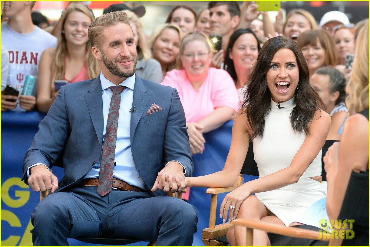 Kaitlyn Bristowe Shawn Booth Promise To Pay Jimmy Kimmel 1000 If They Break Up Video