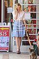 elle fanning shoe shopping joy workout other errands 15