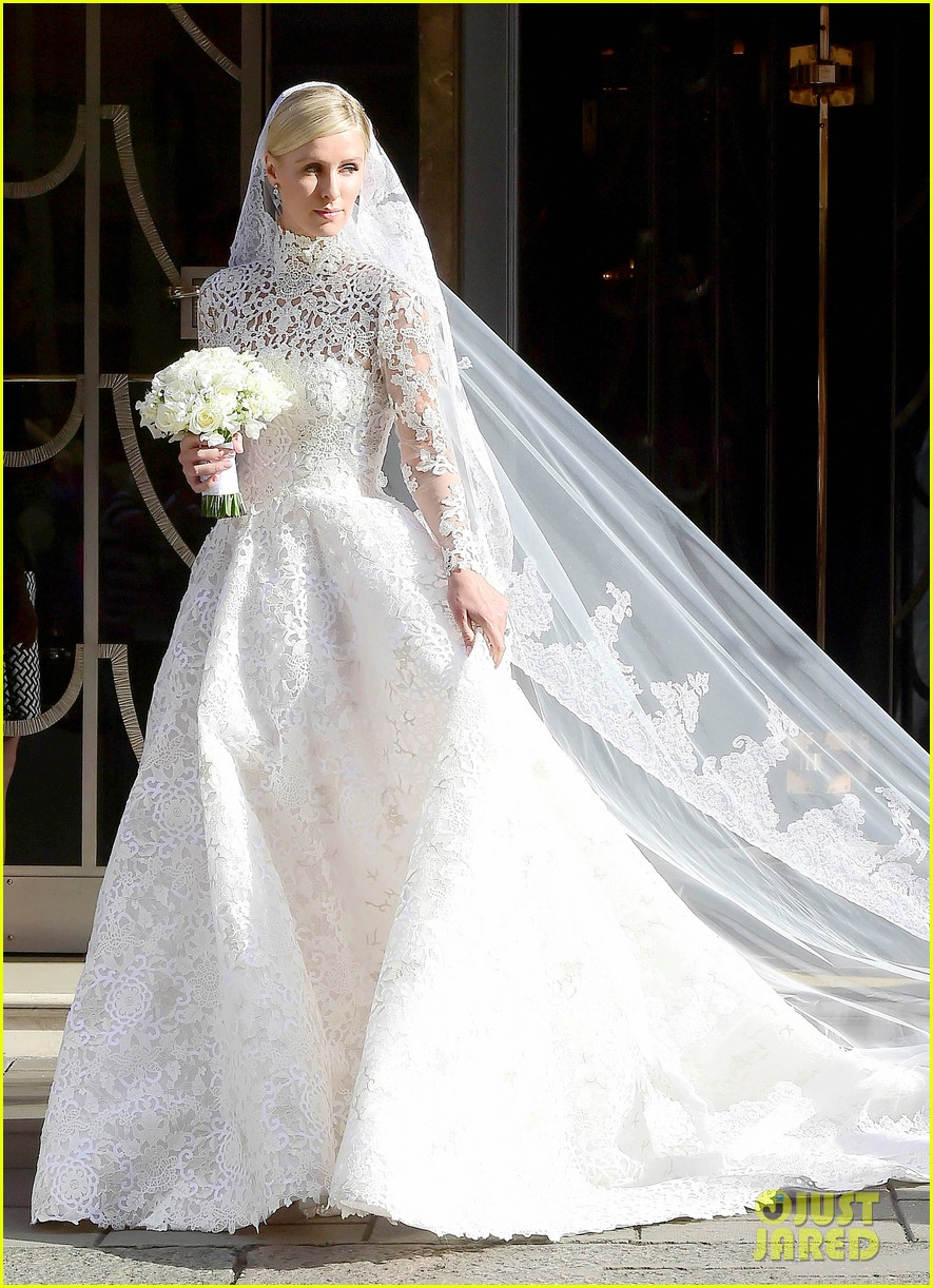 Nicky Hilton Is Officially Married To James Rothschild