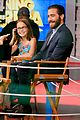 jake gyllenhaal bad blood play during gma interview 02