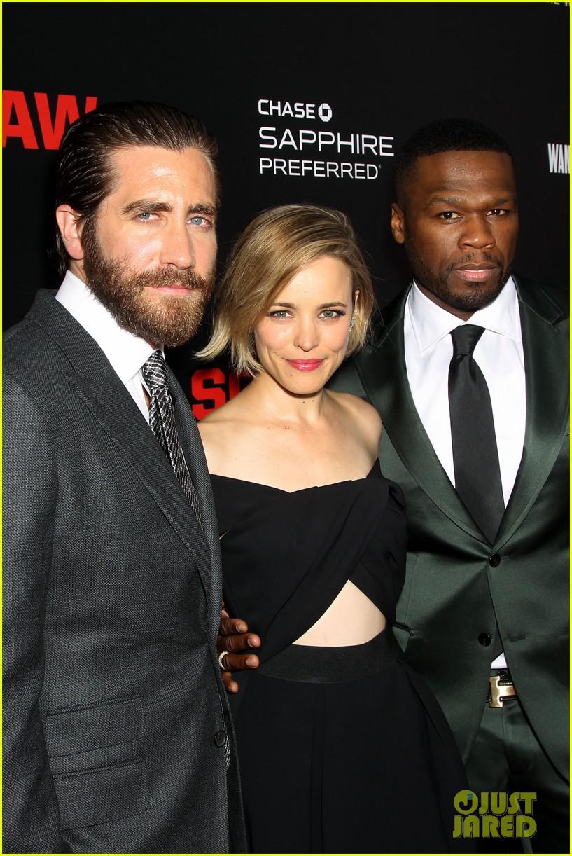 RED CARPET PHOTOS: Jake Gyllenhaal, Rachel McAdams at