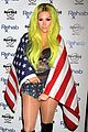 kesha celebrates july 4th weekend 02