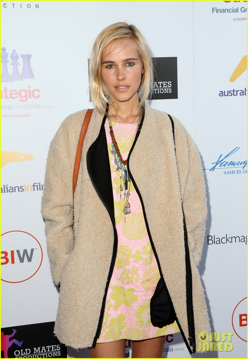 isabel lucas plays herself in that sugar film watch trailer here 05