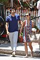 jesse metcalfe cara santana lunch the ivy 02