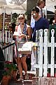 jesse metcalfe cara santana lunch the ivy 12