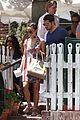 jesse metcalfe cara santana lunch the ivy 21