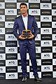 cristiano ronaldo launches mtg sixpad in tokyo 12