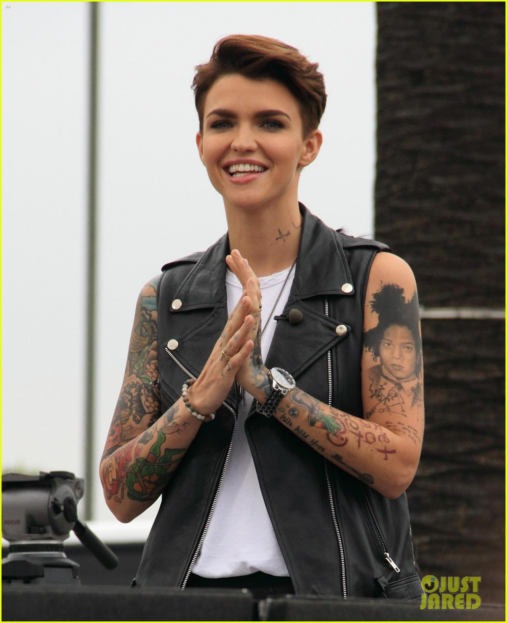 ruby rose transition video