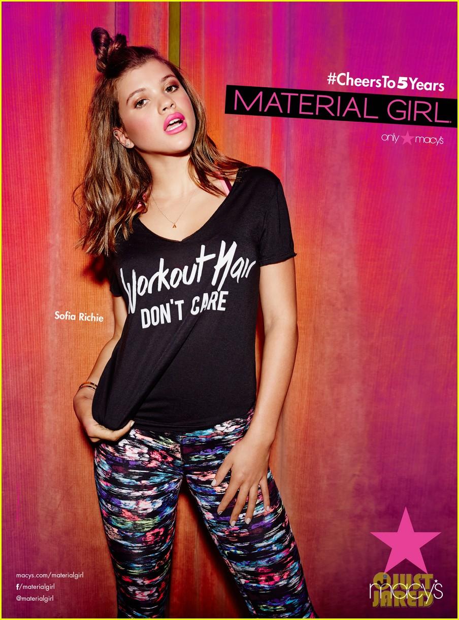 sofia richie material girl campaign 05