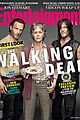 rick daryl grab butts in walking dead photo 03