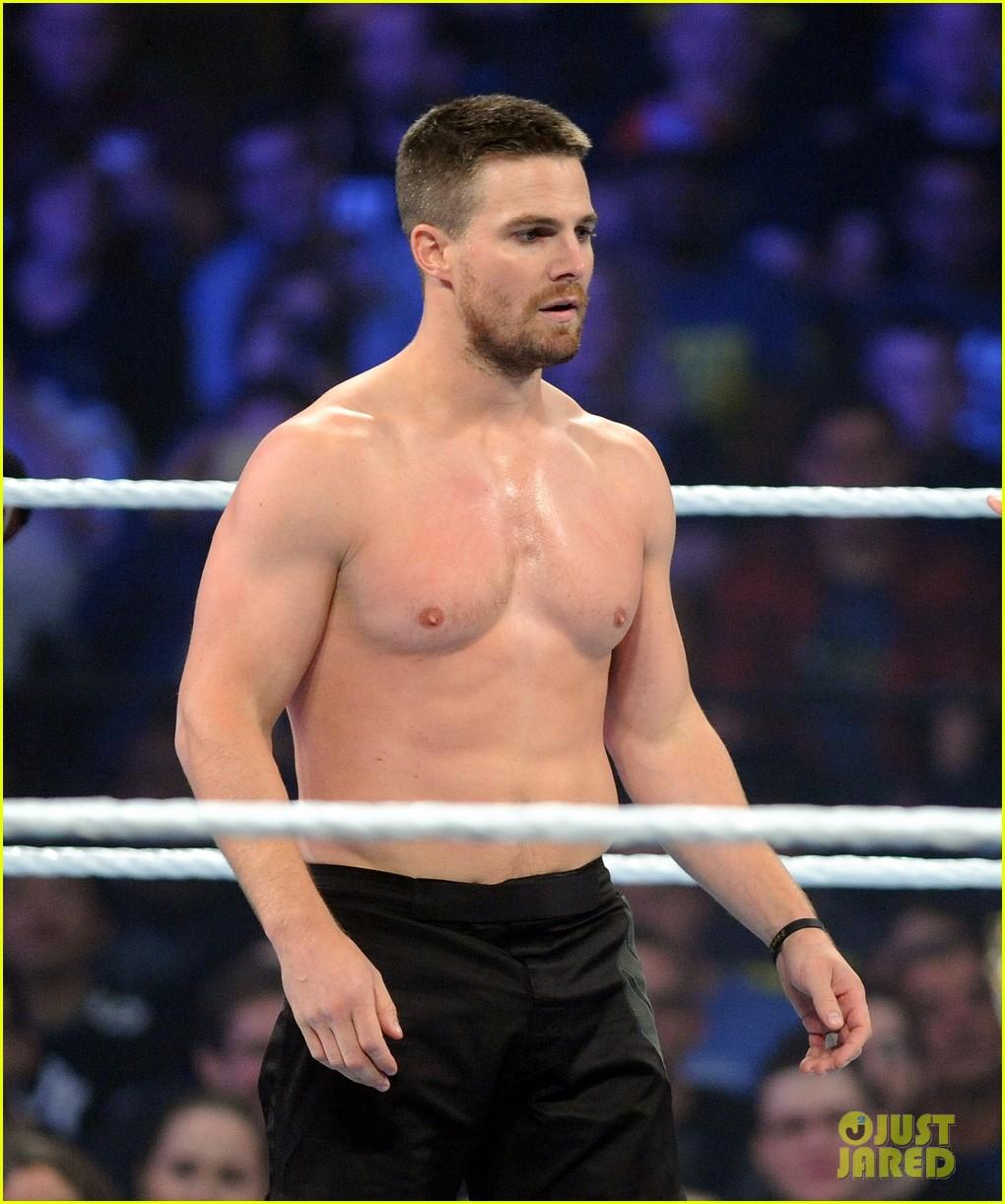 Stephen amell body transformation