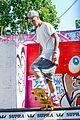 justin bieber skate park mariah carey studio 15