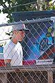 justin bieber skate park mariah carey studio 27