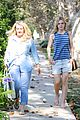 elle fanning lunch dakota hair appointment separate outings 30