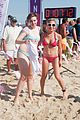 lena dunham Paddle for Pink Charity18