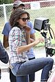 katie holmes on set directing all we know 30