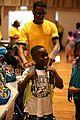 jennifer hudson shaved head charity chicago 06