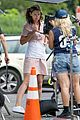 katie holmes waitress all we had filming 17