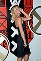 taylor schilling chanel iman get glam for w amsterdam opening 22