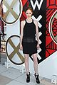taylor schilling chanel iman get glam for w amsterdam opening 30
