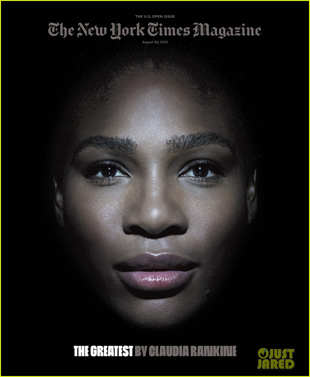Serena Williams: When I'm On the Tennis Court, I'm Playing ...