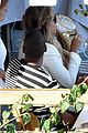 beyonce jay z enjoy an italian family vacation 15