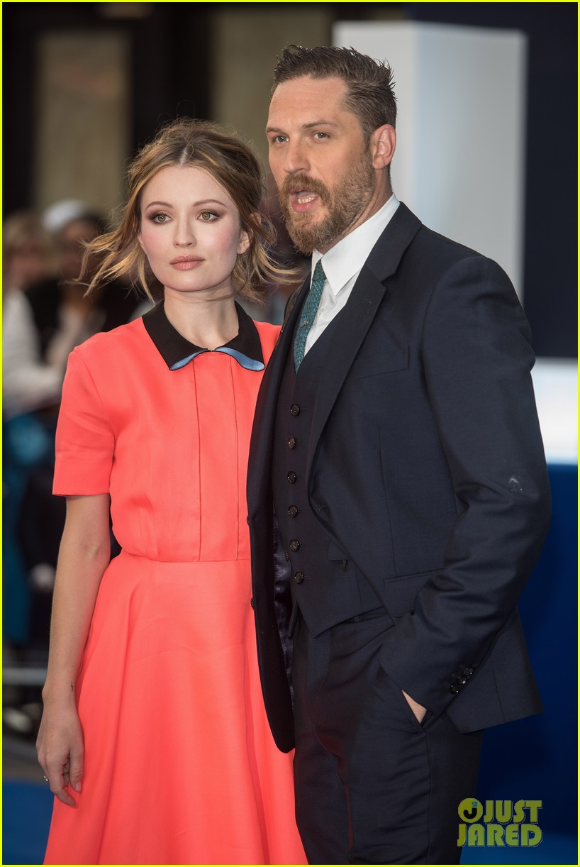 emily browning legend premiere london 113452689