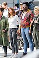 ghostbusters cast assembles for another fun day of filming 17