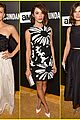 maggie gyllenhaal abigail spencer keep it classy in black white at emmys after. 06