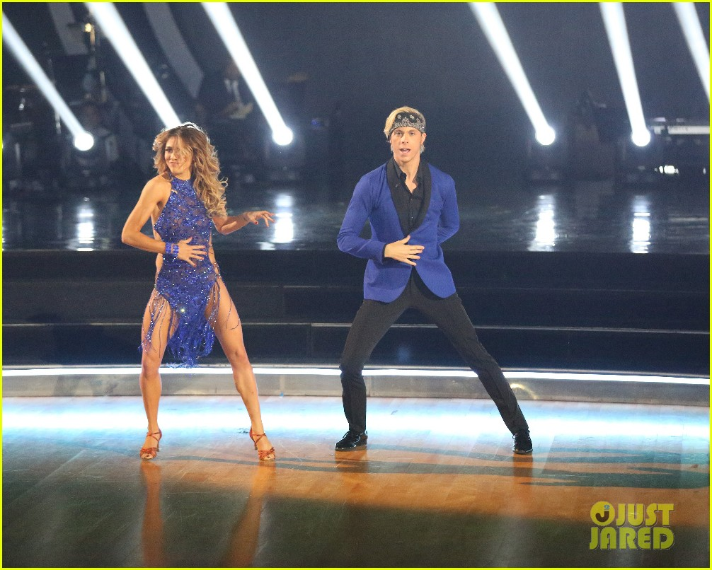 Dancing with the stars allison holker to blog exclusively for