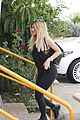 kylie jenner tyga lunch kris corey dinner out 30