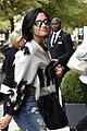 demi lovato paris arrival new pink comments 11