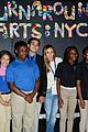 sarah jessica parker edward norton help launch turnarond arts 07