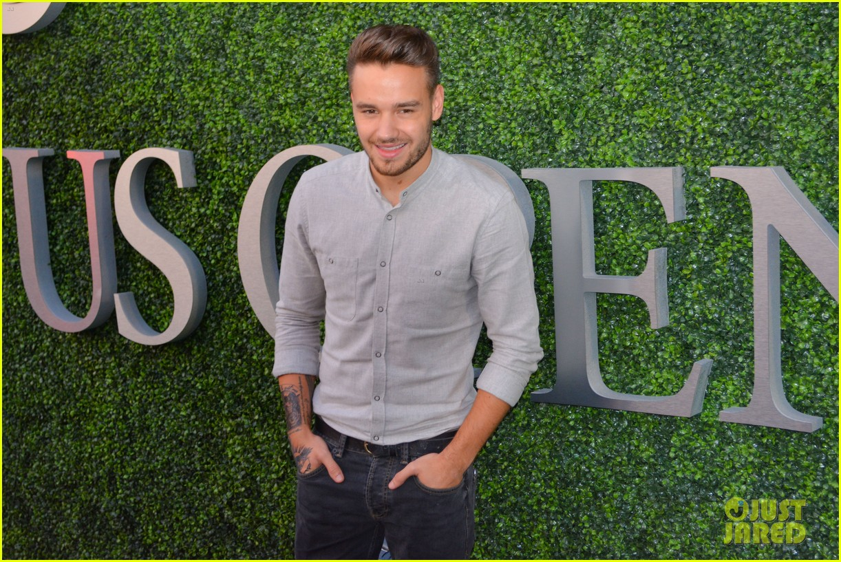 liam payne shows off new lower arm tattoo at us open 203452021