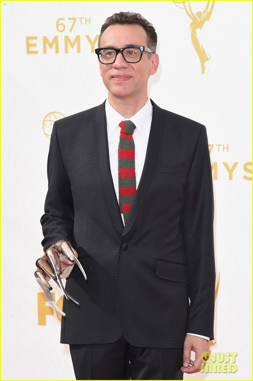 fred armisen carrie brownstein portlandia emmys 2015 053466731