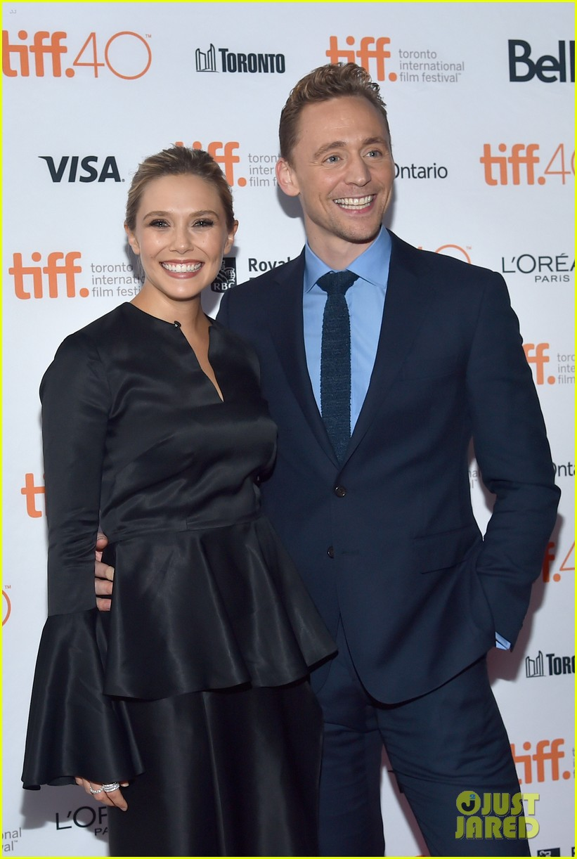 Franchise Marvel/Disney #3 Elizabeth-olsen-tom-hiddleston-saw-the-light-tiff-premiere-19