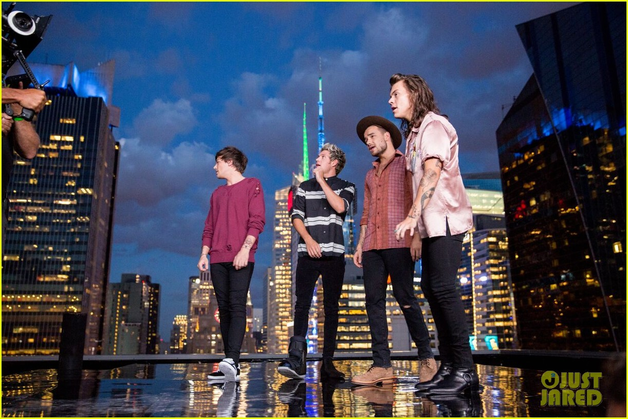 one direction perfect music video watch now