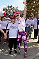 miley cyrus is charitable queen at l a county walk to defeat als 09