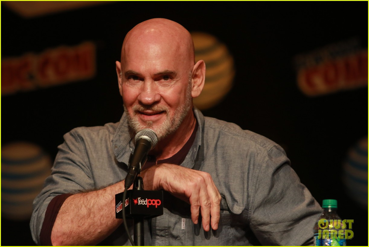 Mitch Pileggi X Files 2015
