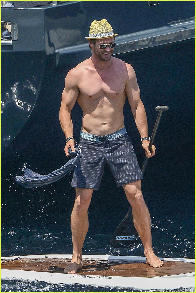 Fotos de chris hemsworth desnudo 78