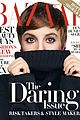 lena dunham bares all for harpers bazaar 01