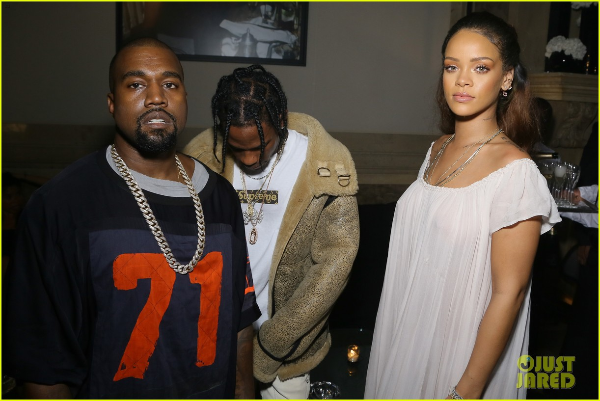 kanye west and rihanna relationship