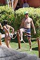miles teller girlfriend keleigh sperry flaunt hot beach bodies 18