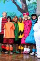 today show hosts wear spot on peanuts costumes for halloween 08