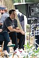 ben affleck no beard live by night filming 13