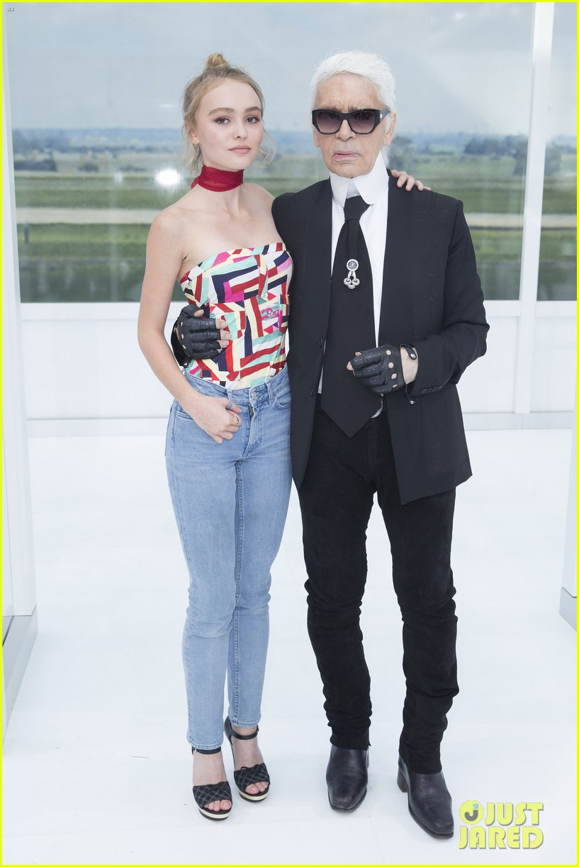 Johnny Depp And Daughter